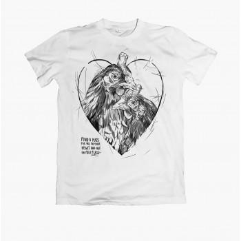 Heart Hen Męska