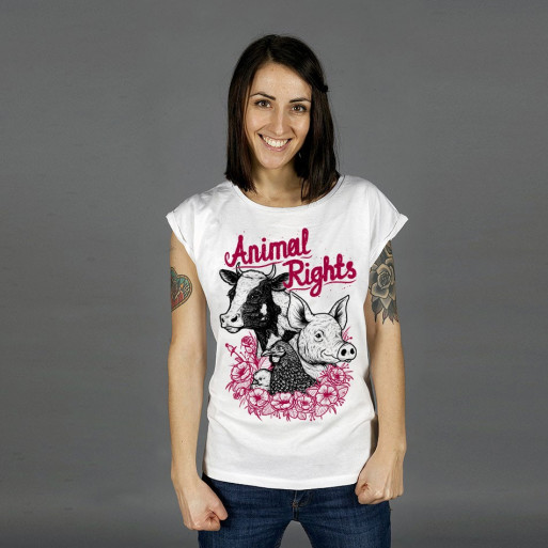 Animal Rights damska