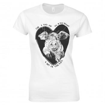Heart Pig damska