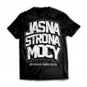 Jasna Strona Mocy 2 - black men's t-shirt