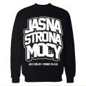 Jasna Strona Mocy 2 - bluza czarna unisex