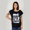 Not Your Clothes women's t-shirt