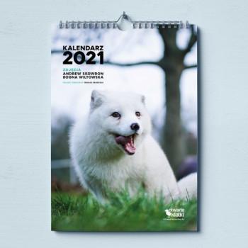 Kalendarz 2021 - Lis Maciek