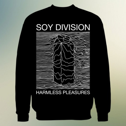 Bluza Soy Division unisex