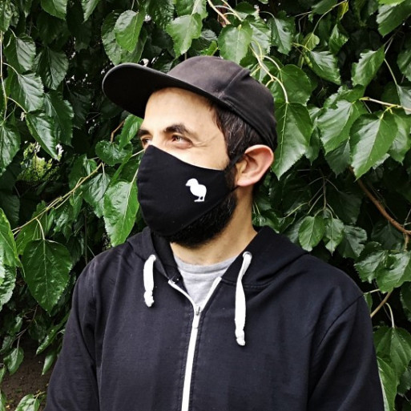 Face Mask Otwarte Klatki