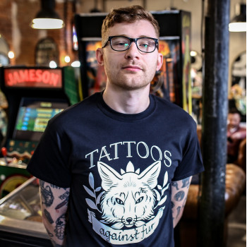 Tattoos Against Fur -...
