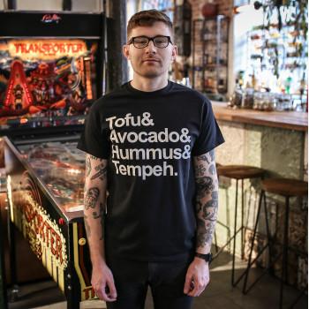 Tofu Tempeh - Koszulka Męska