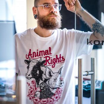Animal Rights - Koszulka...