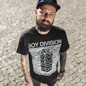 Soy Division - Men's T-Shirt