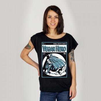 Koszulka Vegan Hero Batman